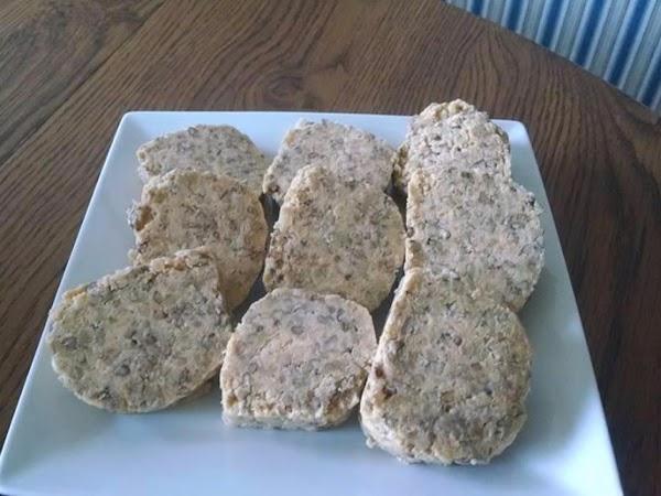 Double Nut Yule Tide Log Roll Recipe