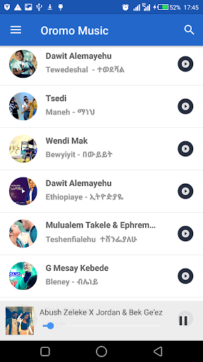 Oromo Music - Download and Stream - Apps on Google Play