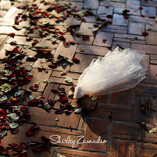 Wedding photographer SHIRLEY ZAMUDIO (shirleyzamudio). Photo of 21.07.2015