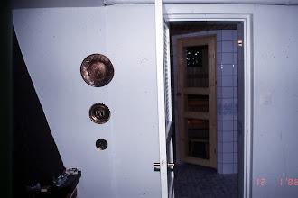 Photo: 1988 Sauna