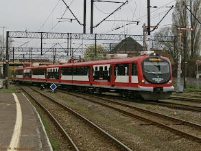 Photo: ED72A-003 (podsył na pociag do Włocławka) {Toruń Wschodni; 2013-05-02}