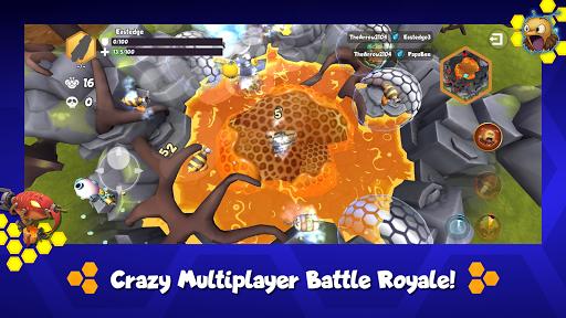 Code Triche Battle Bees Royale APK MOD screenshots 3