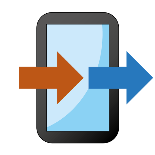 Copy My Data Icon