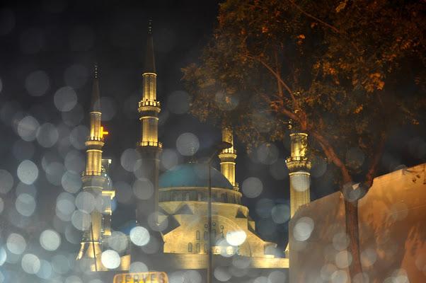Beirut nella notte di bennardo