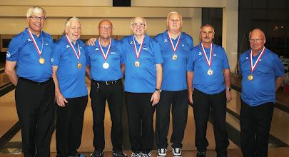 Photo: Team Cup – 3. Platz: BC Ansfelden