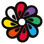 Incolour - Creative Mandala Colouring Icon