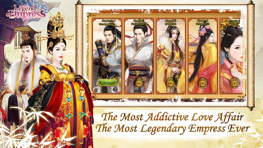 Legend of Empress 1.0.1 Cheat screenshots 1