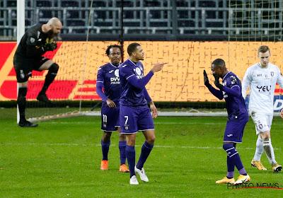 Ondanks overvolle maand januari: Anderlecht plant oefenmatch in tegen 1B-club