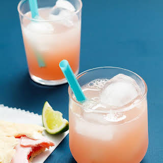 Honey Grapefruit Paloma.