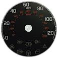 Speedometer and Sensors icon