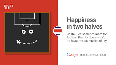 Photo: #CRC loves the beautiful game...and the beautiful life. #GoogleTrends