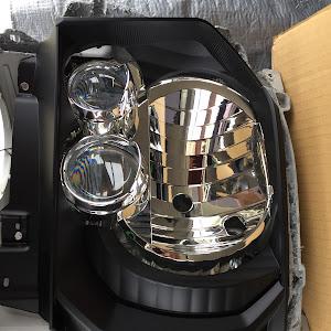 ハイエースワゴン TRH219W のライトのカスタム事例画像 Rioさんの2019年01月17日13:08の投稿