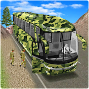 US Army Coach Bus Simulation