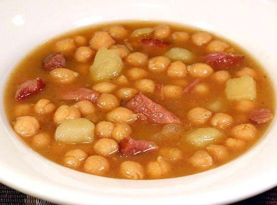 Spanish Bean Soup Recipe