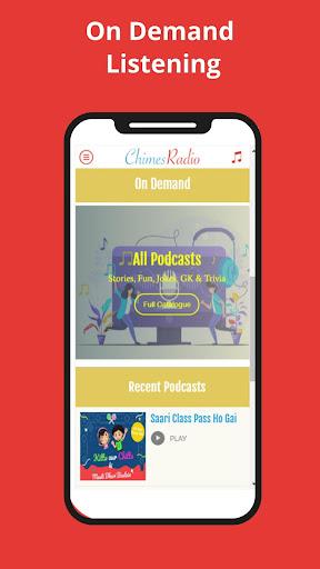 chimes radio - free kids radio & podcasts screenshot 3