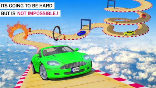 Ramp Car Stunts Free - New Car Games 2020 3.5 screenshots 8