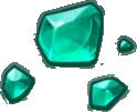 Vụn Tùng Thạch Tự Tại - Vayuda Turquoise Sliver