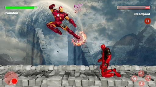 Superheroes Infinity War Freedom Fighter End Game