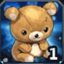 クマのぬいぐるみ