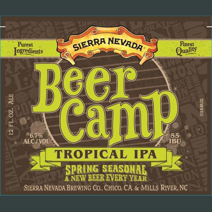 Logo of Sierra Nevada  Beer Camp Tropical IPA