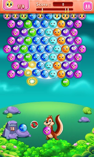 Bubble Shooter : Save The Birds android2mod screenshots 4