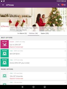 RetailMeNot Coupons, Discounts Screenshot 14