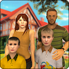 Virtual Mom Simulator: Happy Virtual Family