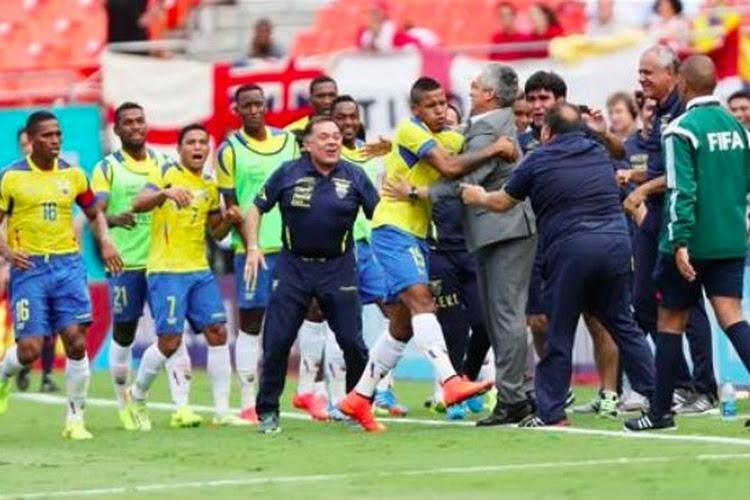 """Fernando Sigchos """"Tout l'Equateur derrière l'équipe"""""""