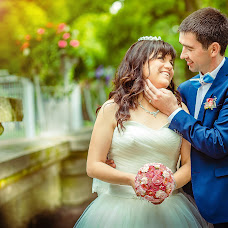 Wedding photographer Nataliya Kolokolova (NataliPronina). Photo of 29.07.2015