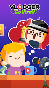 Vlogger Go Viral Mod Apk 2.39.1 [Unlimited Money + Unlocked] 6