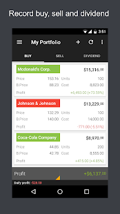 💰 📈 JStock - Stock Market & U.S. Investing- screenshot thumbnail