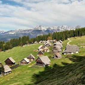 Zajamniki by Ld Turizem - Landscapes Mountains & Hills