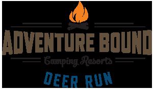 Adventure Bound Deer Run Logo