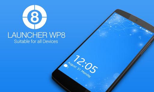 Metro Launcher WP8
