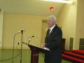 Photo: Ill Luigi Ammons 33 Secretary of the Valley of Raleigh