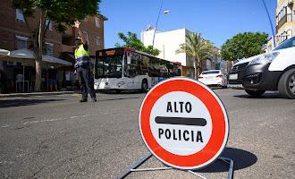 Operativo especial anticovid en Almería