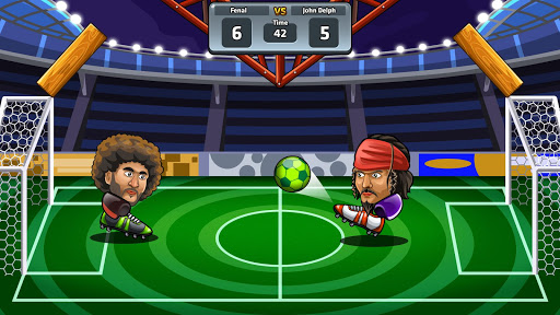 Head Soccer Star League  code Triche 2