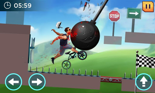Crazy Wheels screenshot 1