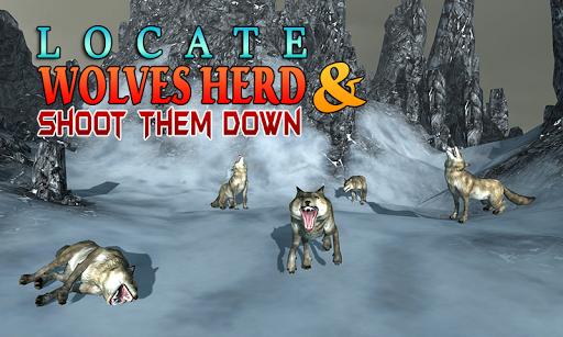 3D野狼猎人模拟器