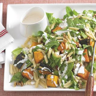 Roasted Vegetable Pasta Salad.
