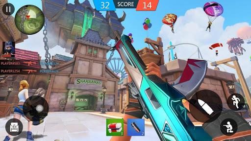 Cover Hunter - 3v3 Team Battle 1.4.85 Screenshots 13