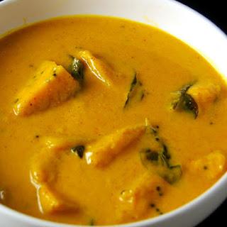 Vegetarian Mango Curry Recipes.