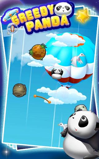 Greedy Panda Run