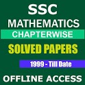 SSC Mathematics Chapter Wise Solved Paper & Guide icon