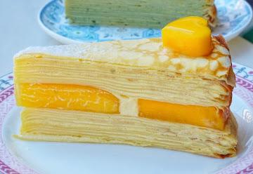 芙烈達法式千層蛋糕