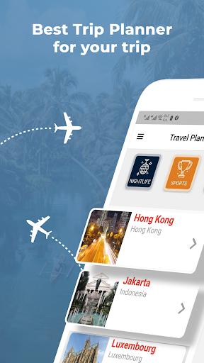 Travel Planner: مخطط رحلة على الطريق للحصول على لقطات شاشة RoadTrippers 3