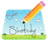 Sketchy - Icon Pack