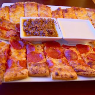 Creamy Garlic Pizza Dipping Sauce