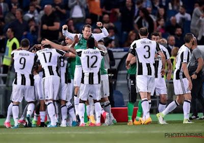 Juventus wint de Coppa Italia na 2-0 tegen Lazio
