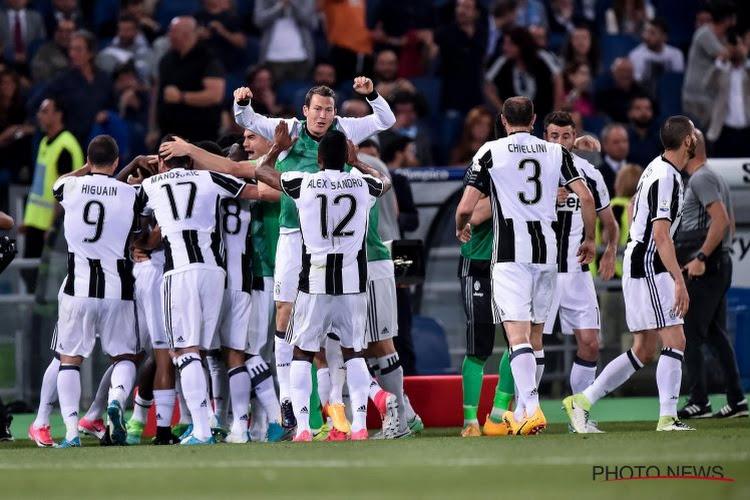 Juventus volbrengt deel één van de treble en pakt derde Coppa Italia op rij